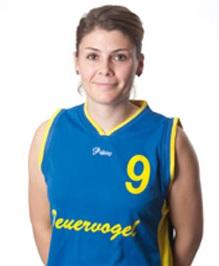 Shooter Sabrina Wisniewski