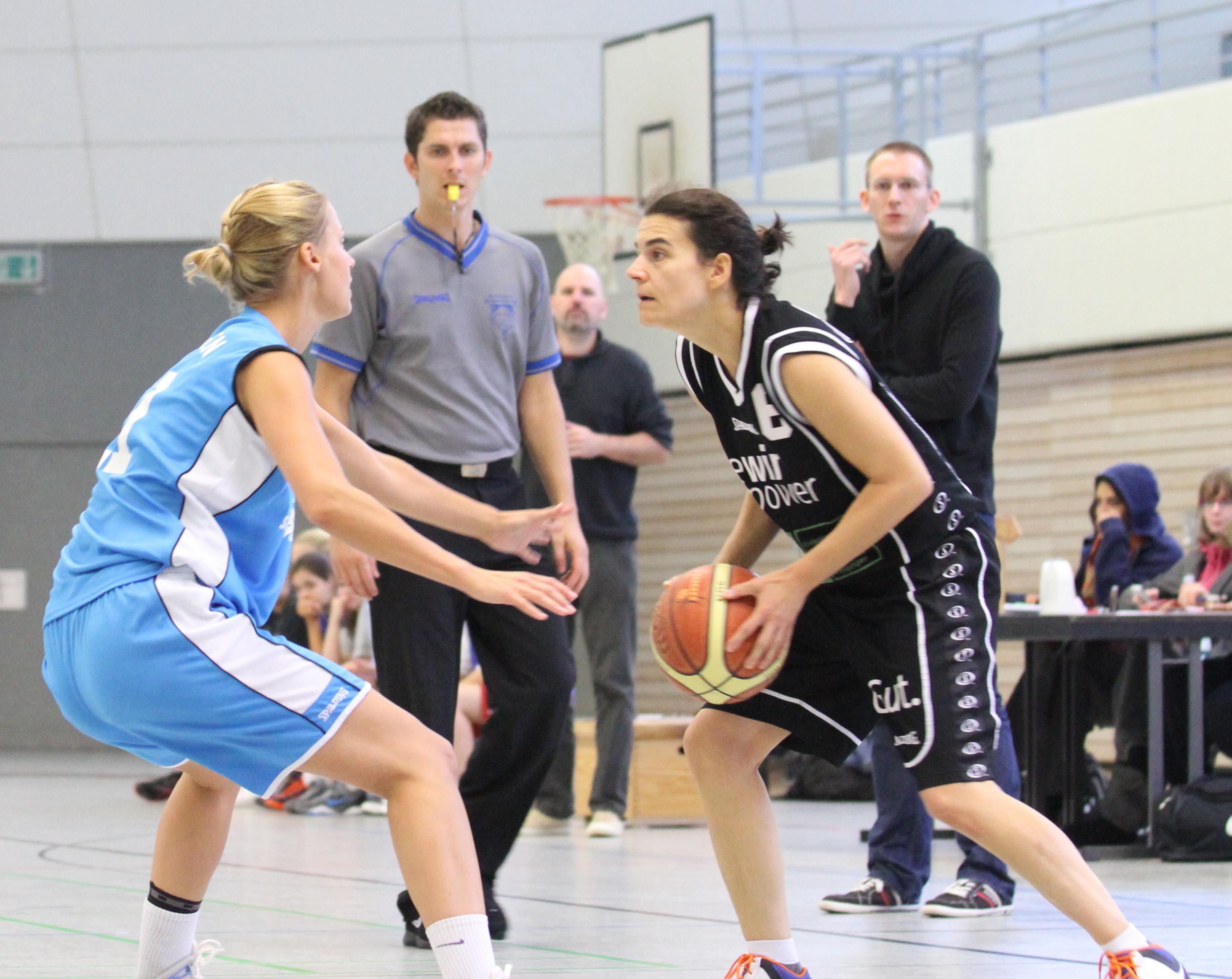 Jana Schneider trifft auf ihr Ex-Team