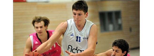 Spielt bisher eine starke Saison, Moritz Krume von der BG Hagen | Foto: Kleinrensing